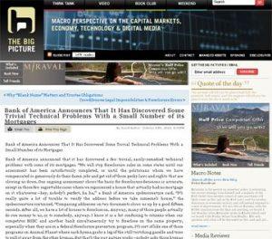 BofA-foreclosure-news