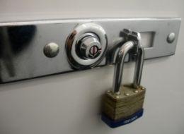 foreclosure-Lock