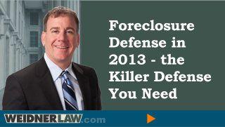 foreclosuredefense2013-thekillerdefense