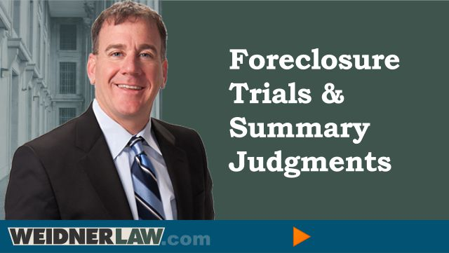 TOP SECRETS REVEALED- The Florida Foreclosure Judge's Bench Book! This is How A Consumer Wins a Foreclosure Summary Judgment