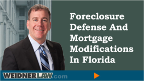 The Florida Supreme Court on Foreclosures in Florida