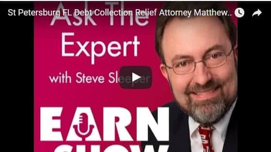 Ask the Expert Radio Program: Debt Collection Relief