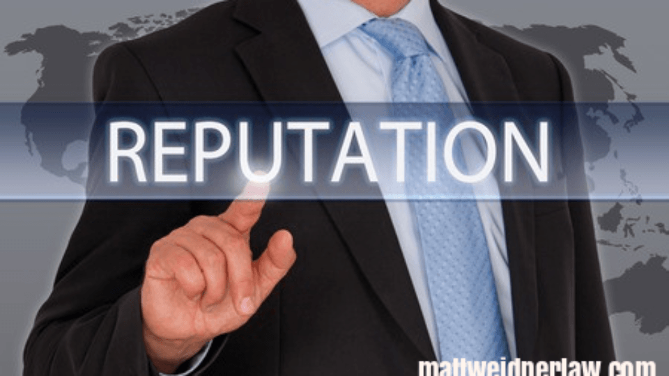 internet reputation
