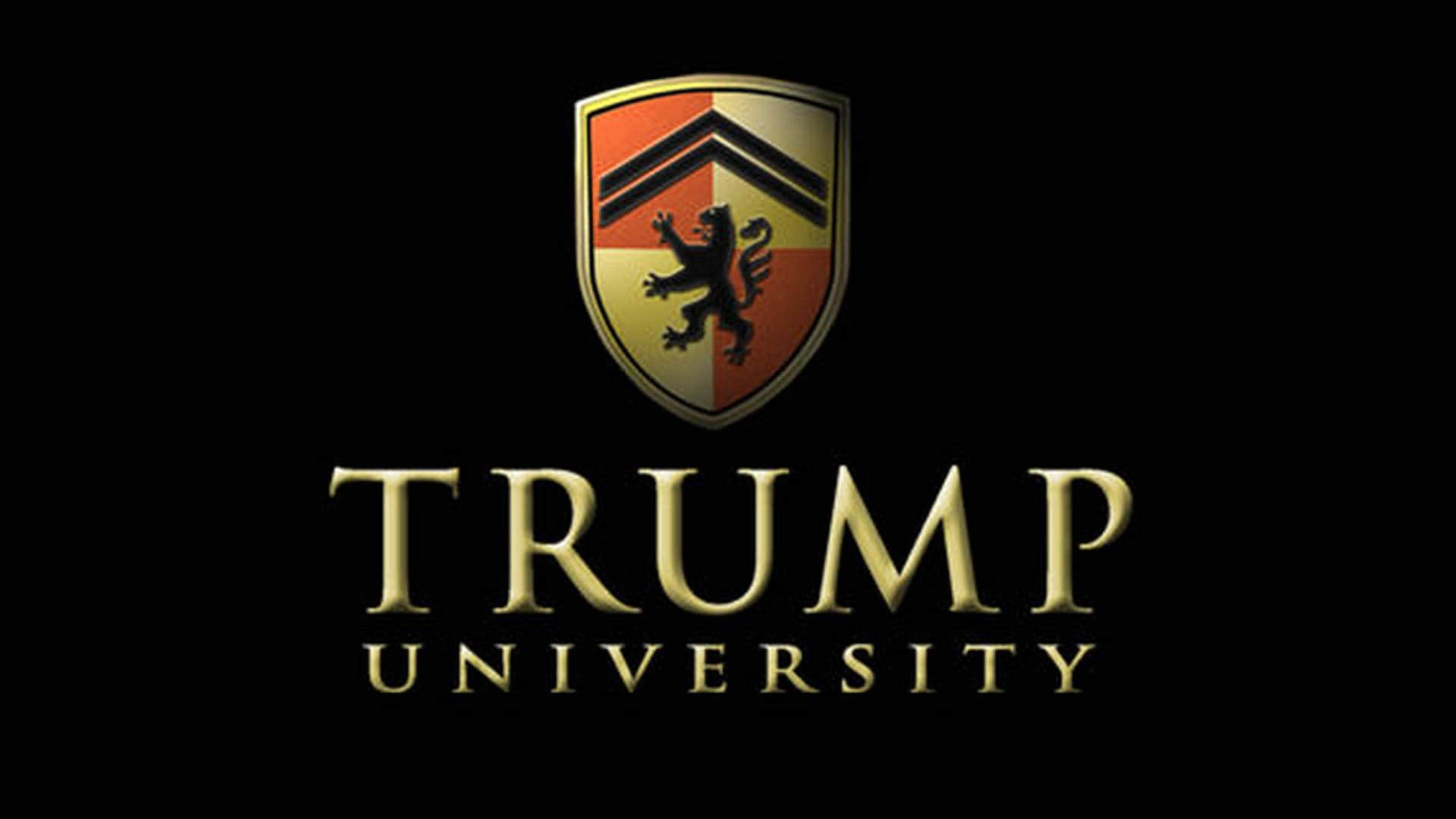 The Donald Trump/Pam Bondi Documents That Show the Trump University Scam
