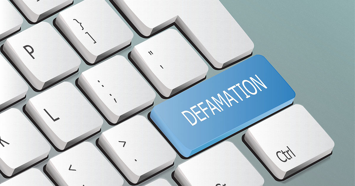 Online Defamation of Business: 4 Reasons Why You Should Fight Back!