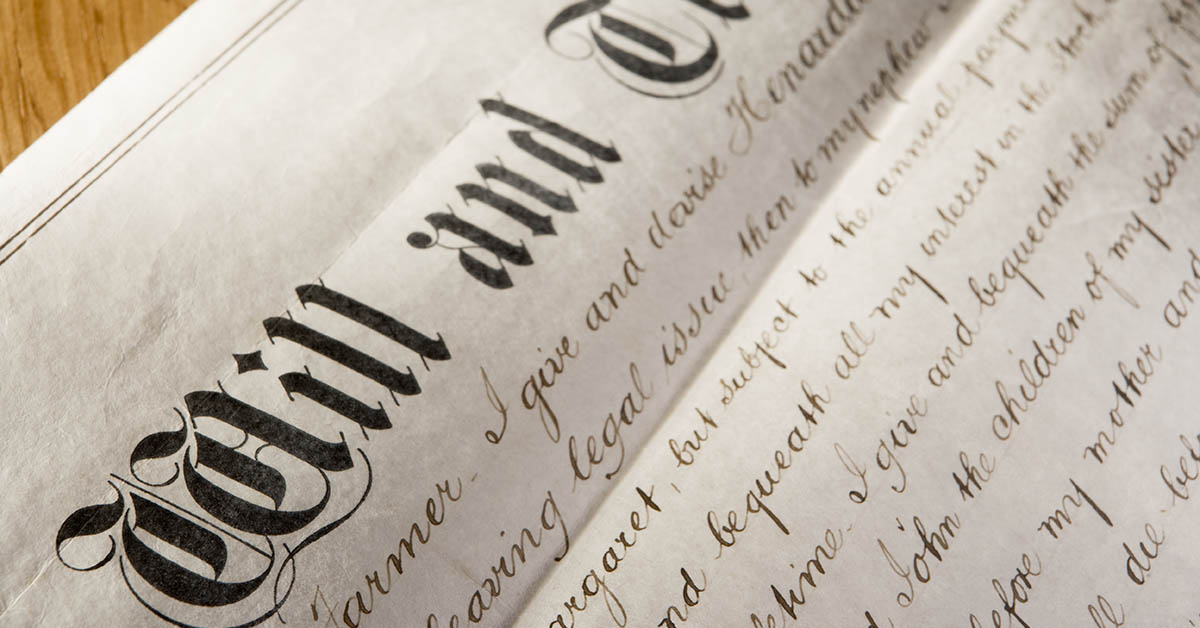 Florida Probate Law: When Things Get Complicated