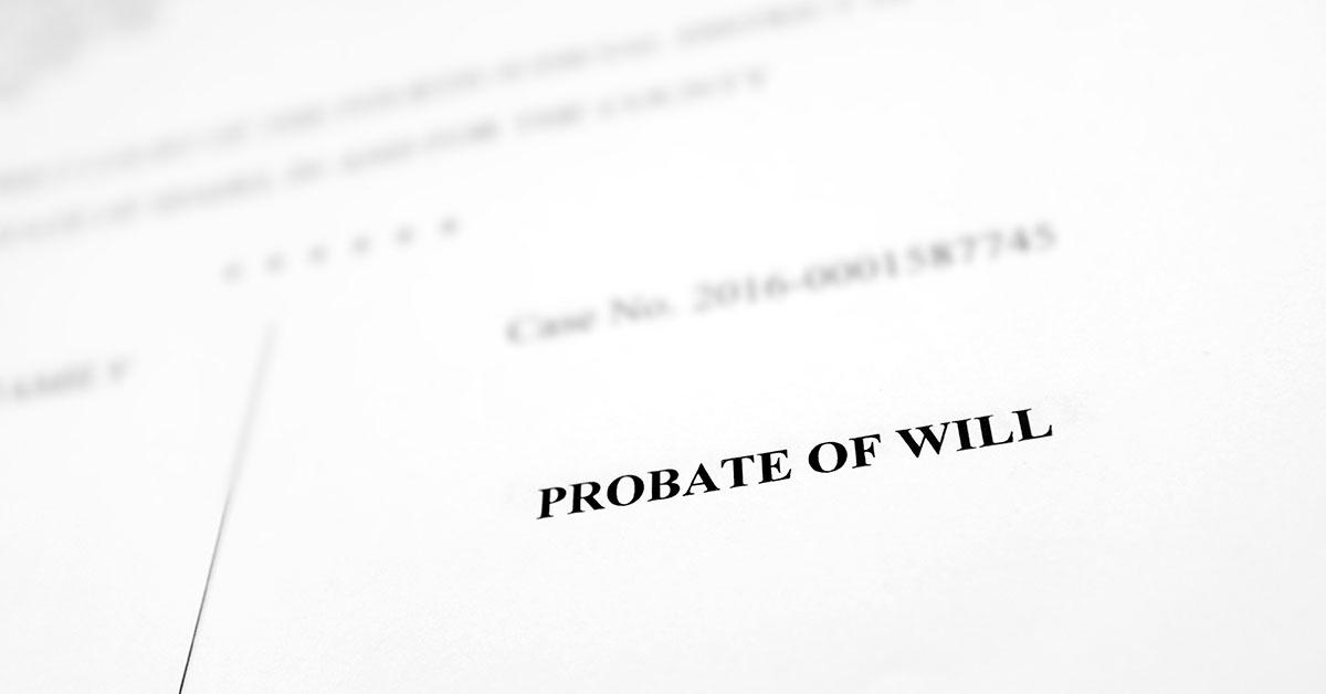Probate For Property Sold to Settle An Estate: What You Should Know