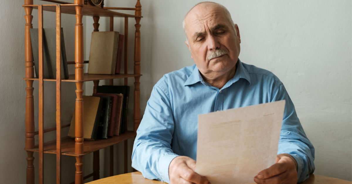 Writing a Will: Why you should not buy a legal form